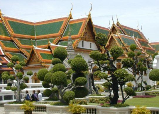 Большой-Королевский-дворец-в-Таиланде