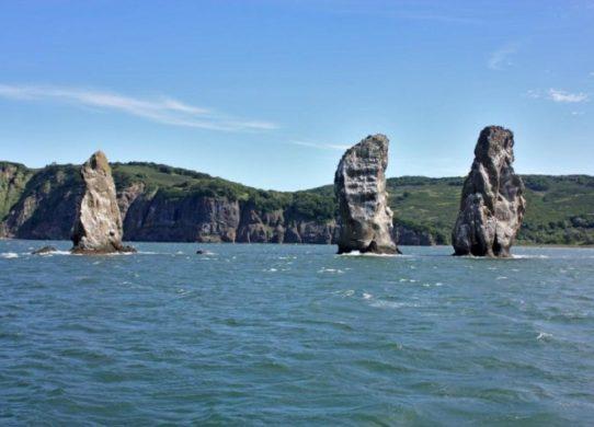 Фото авачинской бухты