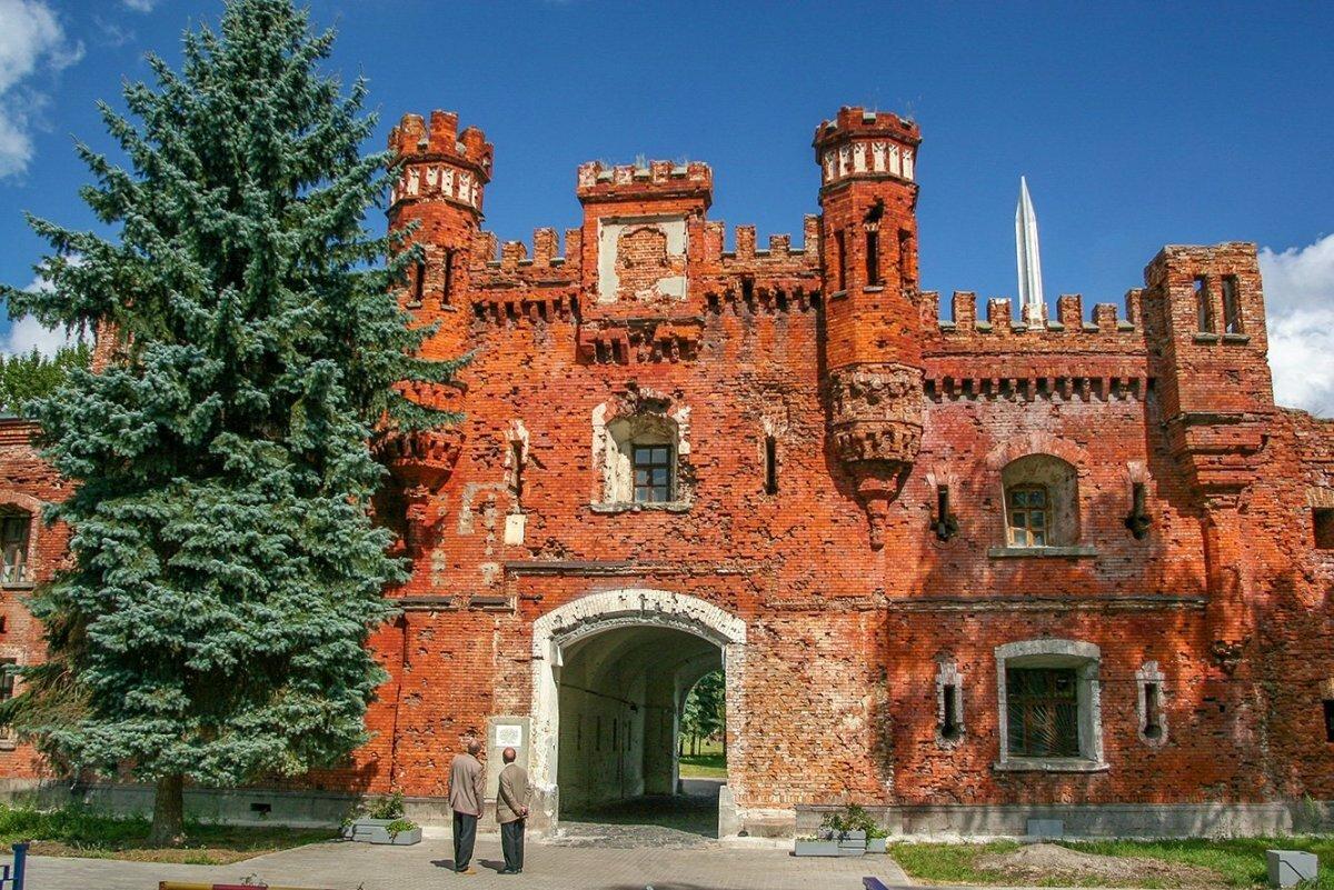 Фото Брестской крепости