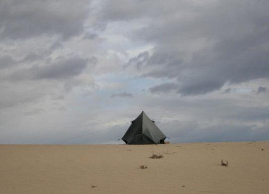 Фото черных песков