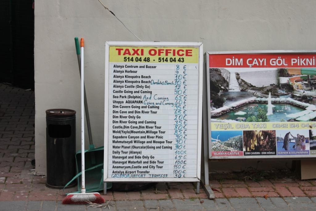 Цены на такси из района Обагёй
