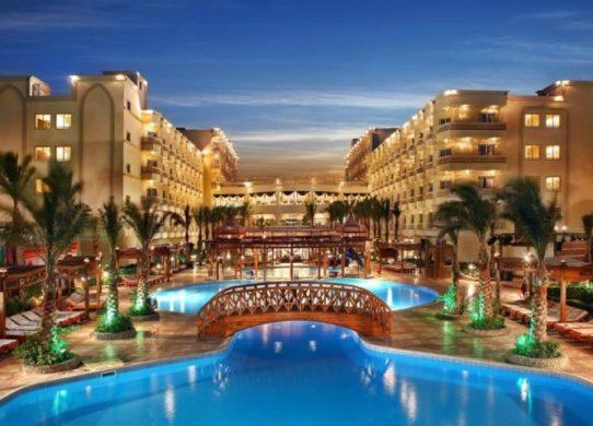 Фото отелей в Египте
