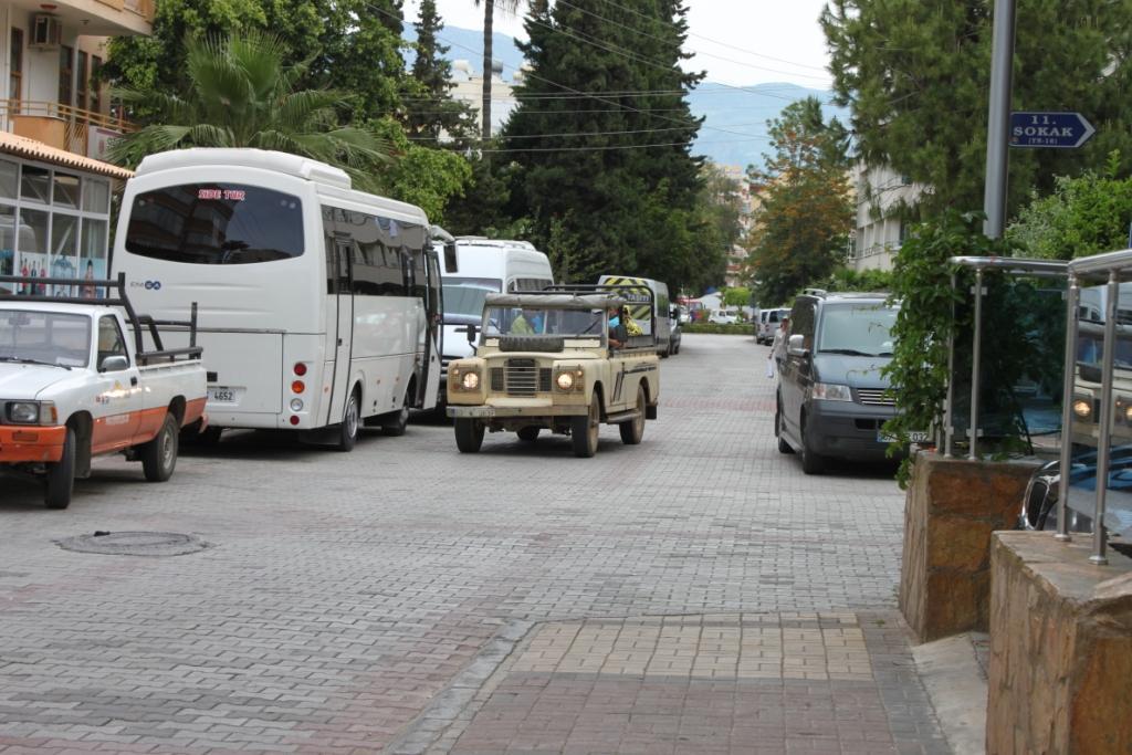 Джип сафари в Турции