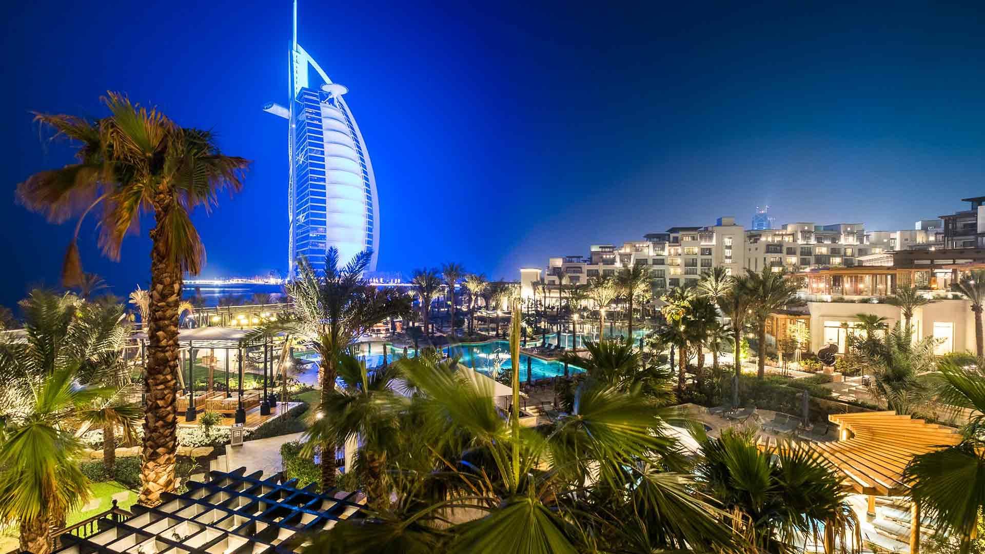 Отель в ОАЭ