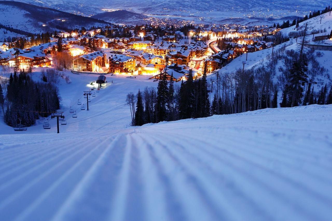 Фото горнолыжных курортов