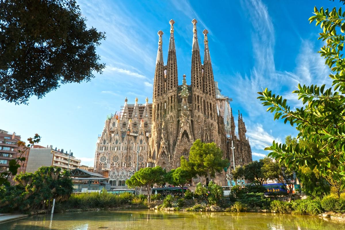 Достопримечательность в Испании