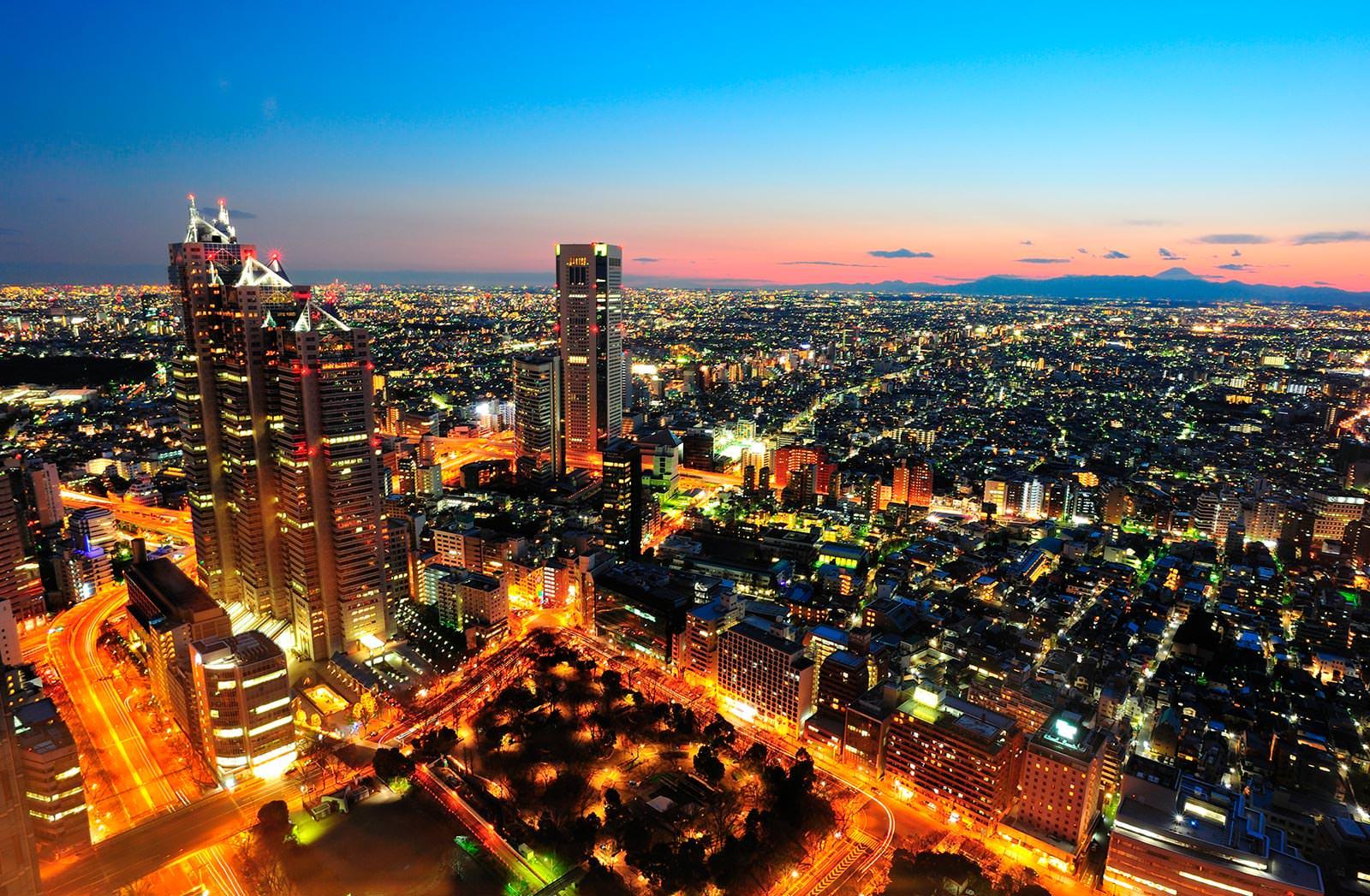 Фотография Токио