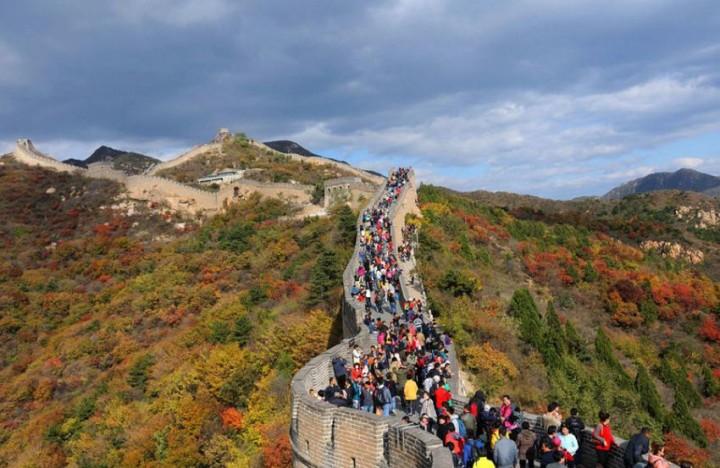 Фото китайской стены