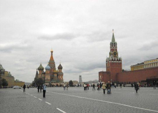 Фото Красной площади