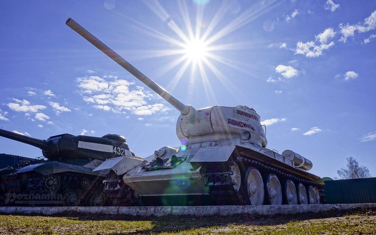 Музей танков в Кубинке