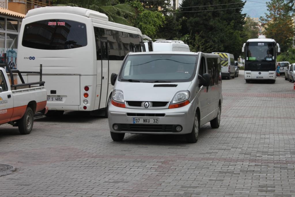 Микроавтобусы Аланьи