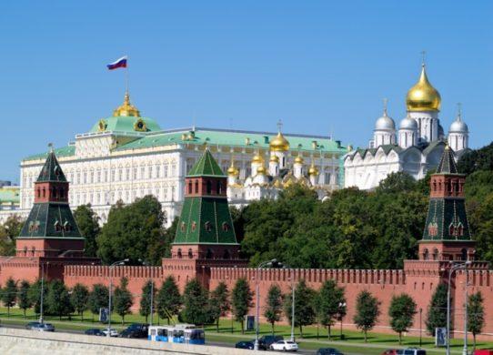 Фото Московского Кремля