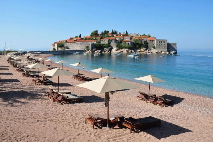Фото побережья Черногории