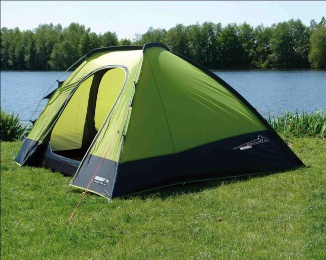 Фото палатки на природе