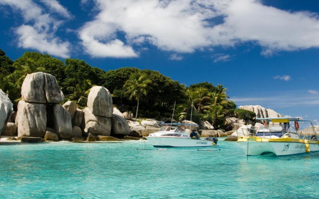 Фотография острова Праслен