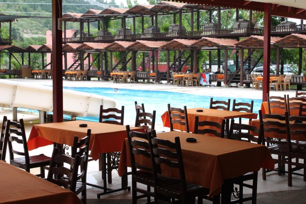фотография ресторана в Турции