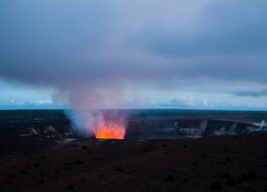 Фото лавы