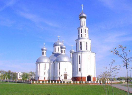 Свято Воскресенский собор в Бресте