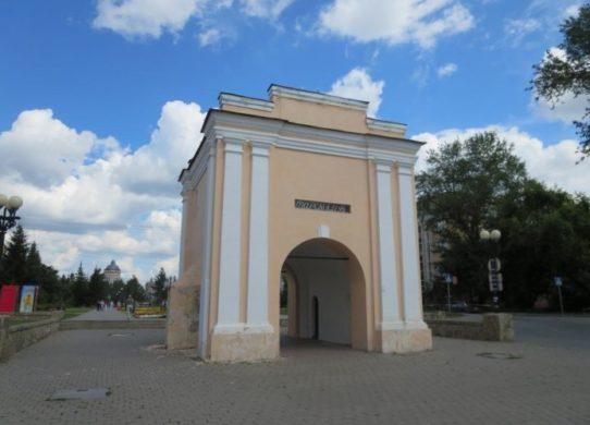 Фото таврских ворот