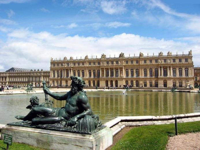 Фото версальского дворца