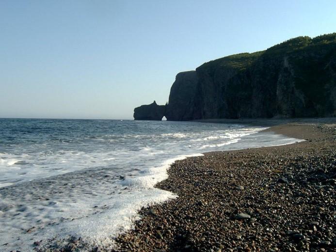 Фото Японского моря