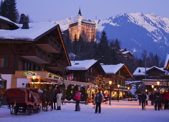 Куда поехать на отдых зимой
